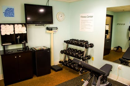 Fitness Facility | Holiday Inn Express Hotel & Suites SANFORD