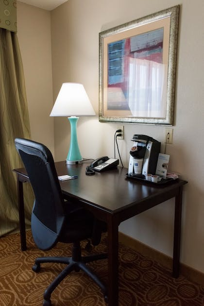 In-Room Amenity | Holiday Inn Express Hotel and Suites Kinston