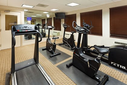 Fitness Facility | Holiday Inn Express Hotel & Suites Brevard