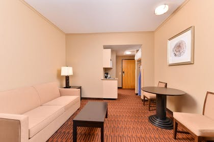 In-Room Amenity | Holiday Inn Express Breezewood