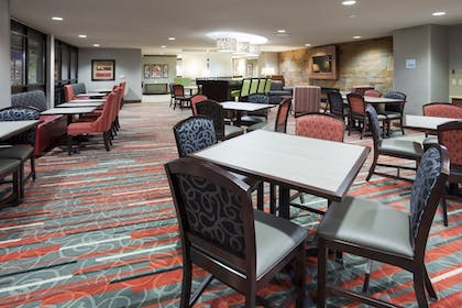 Restaurant   Holiday Inn Express & Suites Bloomington - MPLS Arpt Area W