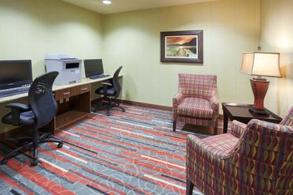 Business Center   Holiday Inn Express & Suites Bloomington - MPLS Arpt Area W