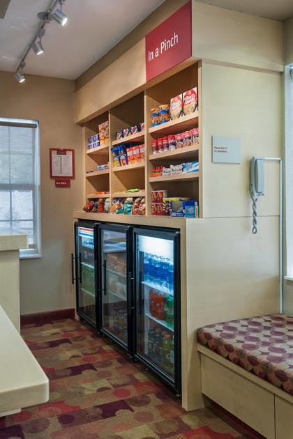 Snack Bar | TownePlace Suites by Marriott Baton Rouge South