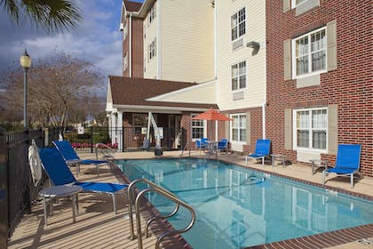 Outdoor Pool   TownePlace Suites by Marriott Metairie New Orleans