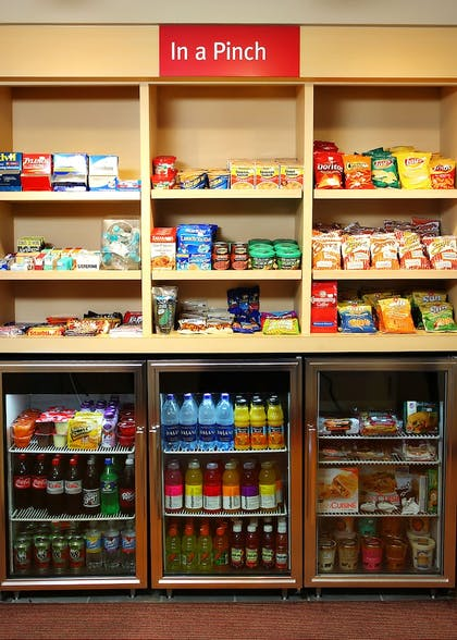 Snack Bar   TownePlace Suites by Marriott Metairie New Orleans
