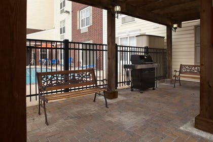 BBQ/Picnic Area   TownePlace Suites by Marriott Metairie New Orleans