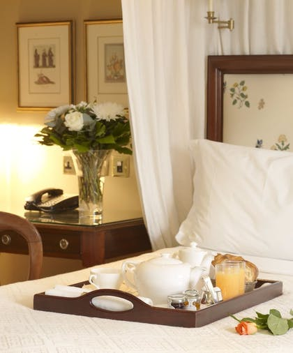 Room Service - Dining | The Royal Park Hotel
