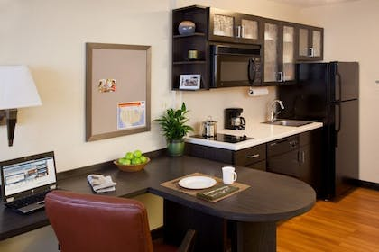 In-Room Kitchen | Candlewood Suites Silicon Valley