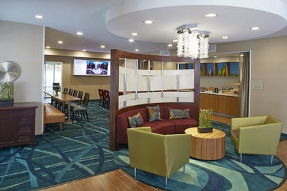 Lobby | Springhill Suites By Marriott Atlanta Six Flags