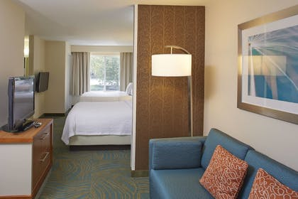 Guestroom | Springhill Suites By Marriott Atlanta Six Flags