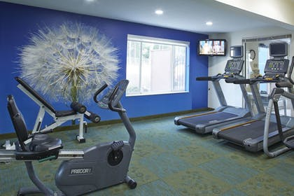 Sports Facility | Springhill Suites By Marriott Atlanta Six Flags