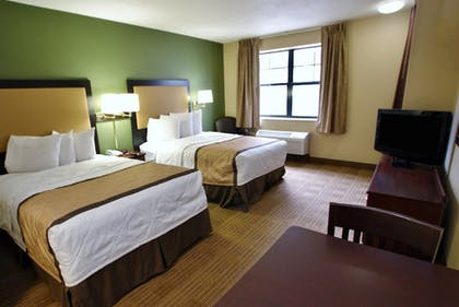 Guestroom | Extended Stay America Lexington Park - Pax River