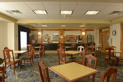 Restaurant   Holiday Inn Express Hotel & Suites Wilson-Downtown