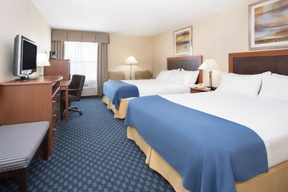 Guestroom | Holiday Inn Express Hotel & Suites Abilene