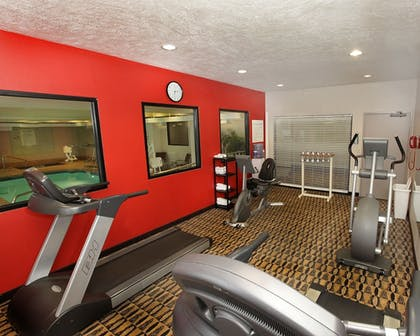 Fitness Facility | Holiday Inn Express & Suites Ogden