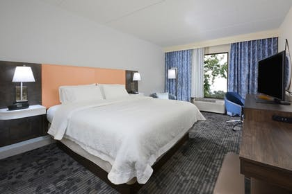 Guestroom | Hampton Inn & Suites Greenville/Spartanburg I-85
