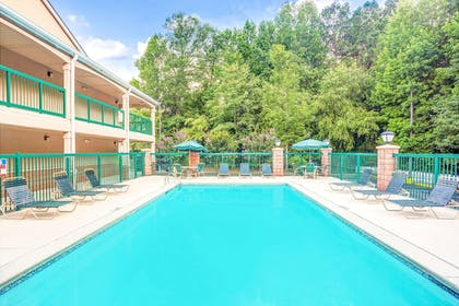 Pool | Days Inn & Suites by Wyndham Peachtree City
