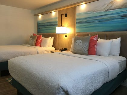 Guestroom | Best Western Plus Capitola By-the-sea Inn & Suites