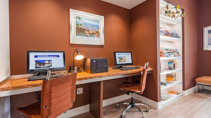Business Center | Best Western Plus Capitola By-the-sea Inn & Suites