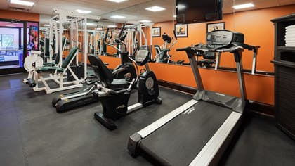 Fitness Facility | Best Western Plus Georgetown Corporate Center Hotel