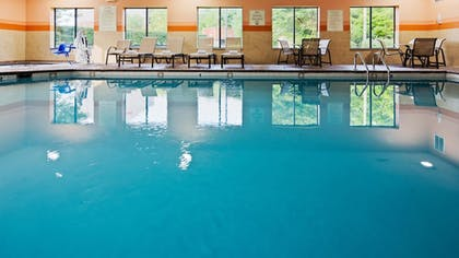 Pool | Best Western Plus Georgetown Corporate Center Hotel