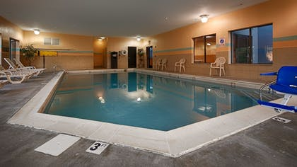 Indoor Pool | Best Western Plus Georgetown Corporate Center Hotel
