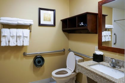Bathroom | Best Western Plus Georgetown Corporate Center Hotel