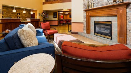 Lobby | Best Western Plus Georgetown Corporate Center Hotel