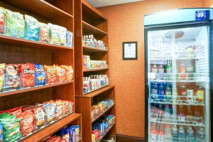 Snack Bar | Best Western Plus Georgetown Corporate Center Hotel