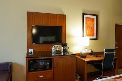 In-Room Amenity | Best Western Plus Georgetown Corporate Center Hotel