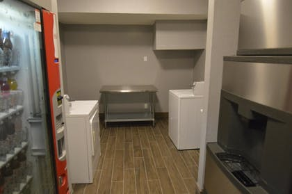 Laundry Room | Best Western Plus Liberal Hotel & Suites