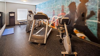 Fitness Facility | Best Western Plus Liberal Hotel & Suites