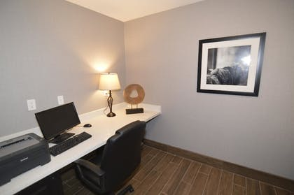 Business Center | Best Western Plus Liberal Hotel & Suites