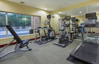 Fitness Facility | Holiday Inn Express & Suites Corbin
