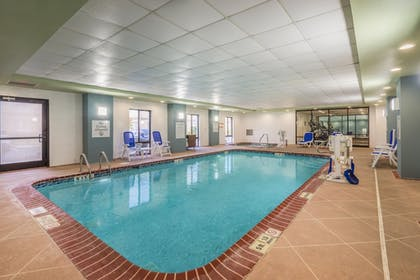 Pool | Holiday Inn Express Hotel & Suites Louisville East