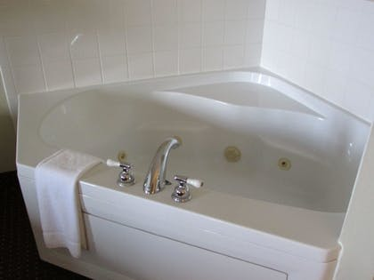 Jetted Tub | Dollingers Inn & Suites