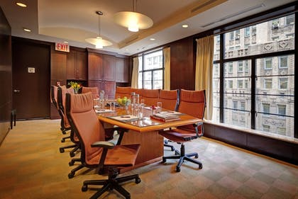 Meeting Facility | The Library Hotel by Library Hotel Collection