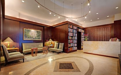 Lobby | The Library Hotel by Library Hotel Collection