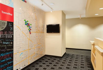 Interior Entrance | TownePlace Suites Houston Northwest