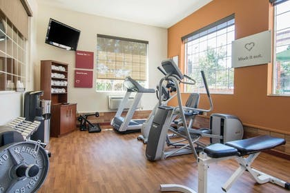 Fitness Facility | Comfort Suites Linn County