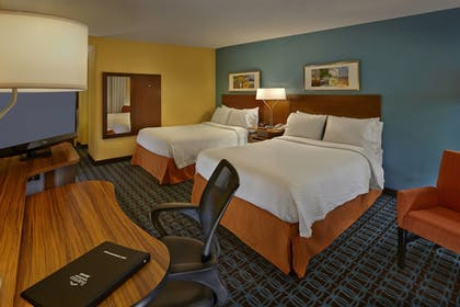 Guestroom | Fairfield Inn And Suites By Marriott Boca Raton