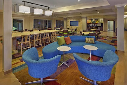 Lobby | Fairfield Inn And Suites By Marriott Boca Raton