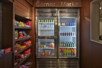 Snack Bar | Fairfield Inn And Suites By Marriott Boca Raton