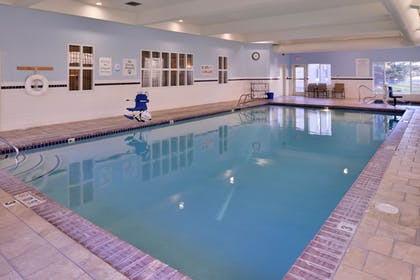 Pool | Holiday Inn Express Hotel & Suites Idaho Falls