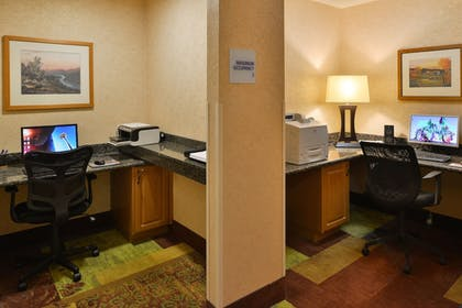 Business Center | Holiday Inn Express Hotel & Suites Idaho Falls