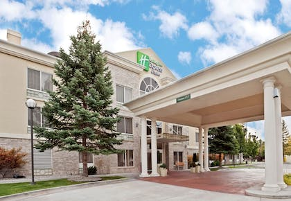 Exterior | Holiday Inn Express Hotel & Suites Idaho Falls