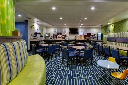 Restaurant | Holiday Inn Express Hotel & Suites Plant City