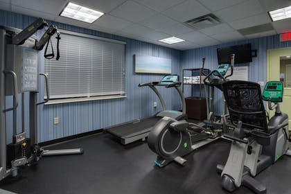 Fitness Facility | Holiday Inn Express Hotel & Suites Plant City