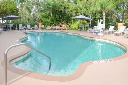Outdoor Pool | Holiday Inn Express Hotel & Suites Bonita Springs
