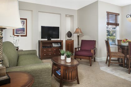 Living Room | Sheraton Vistana Villages Resort Villas, I-Drive/Orlando